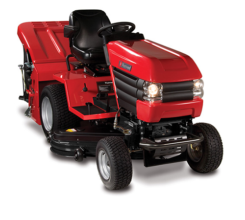 Westwood V2550HE Lawn Tractor with 50 Inch Combi Deck