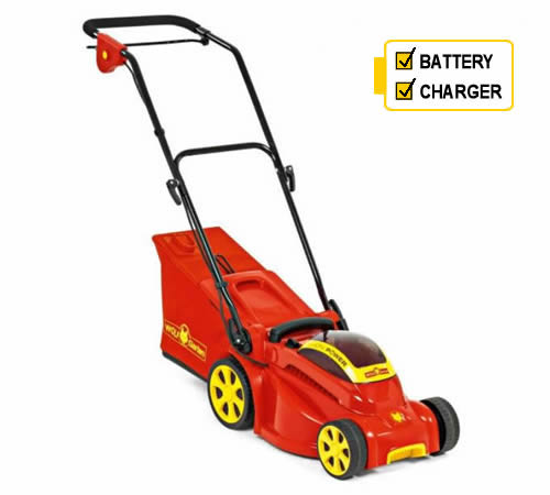 Wolf Garten's cordless mower range offer all the power that you would expect from a petrol mower, but are clean, low-maintenance and economically frie