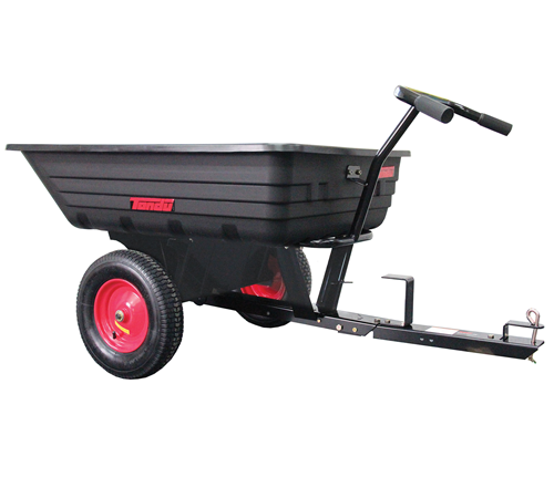 Tondu TPC650 Push  Towed Poly Cart