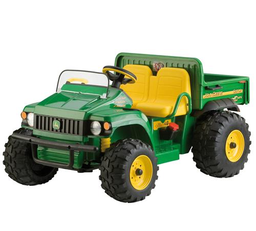 John Deere HPX Gator 12v Toy Tractor