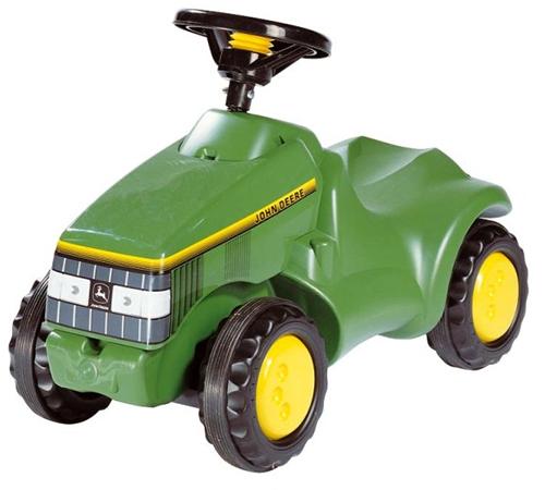 John Deere Toy Mini Tractor