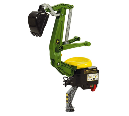 John Deere Toy Backhoe Loader Attachment